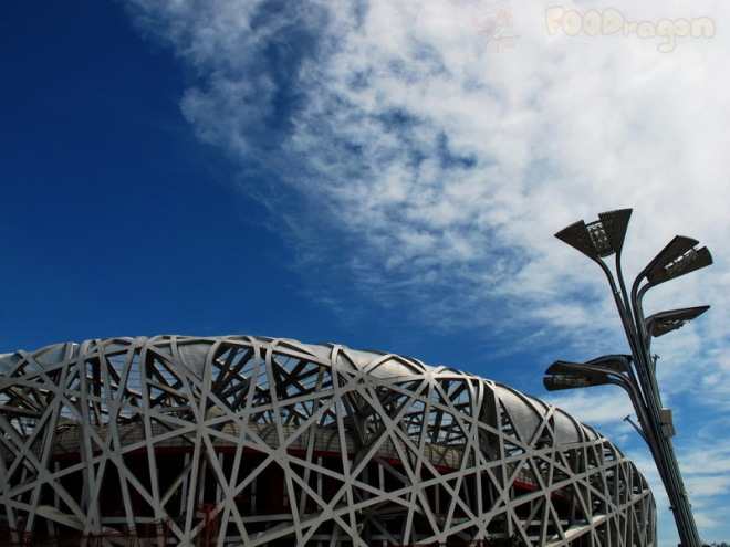 האיצטדיון האולימפי בבייג'ינג