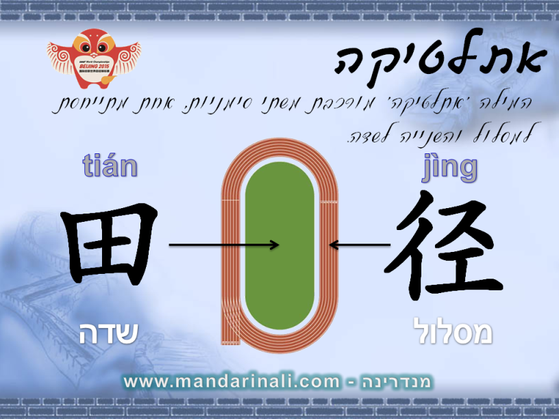 אתלטיקה בסינית