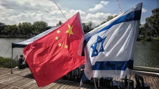 שני דגלים